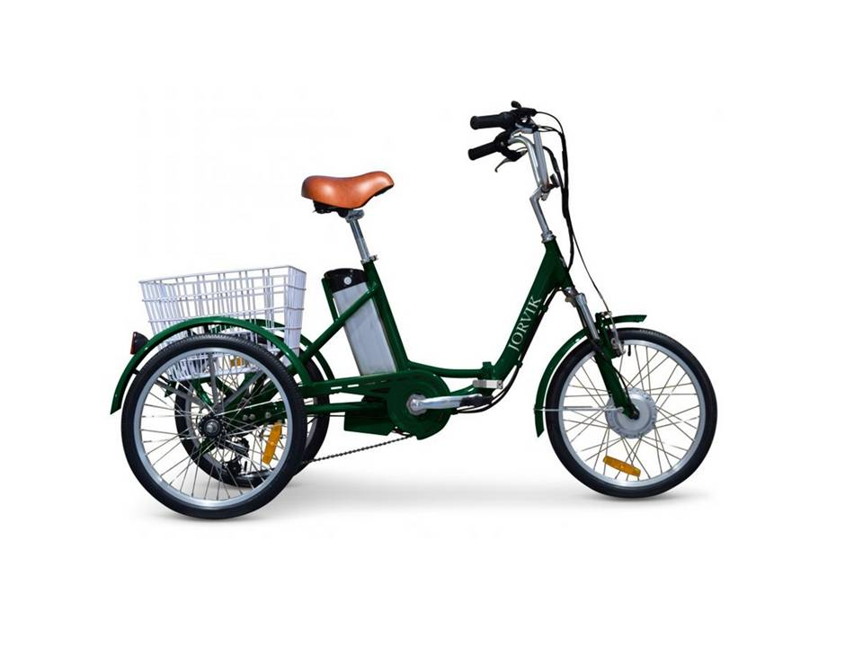 The Uses of Tricycles For Woman